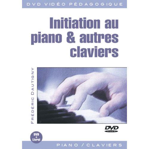 PLAY MUSIC PUBLISHING DAUTIGNY - INITIATION AU PIANO & AUTRES CLAVIERS