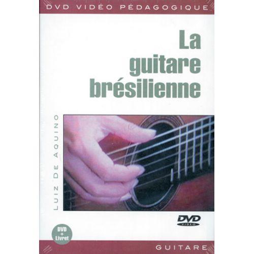 PLAY MUSIC PUBLISHING DE AQUINO LUIZ - GUITARE BRESILIENNE - GUITARE