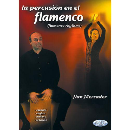 CARISCH MERCADER NAN - PERCUSIÓN EN EL FLAMENCO (LA)