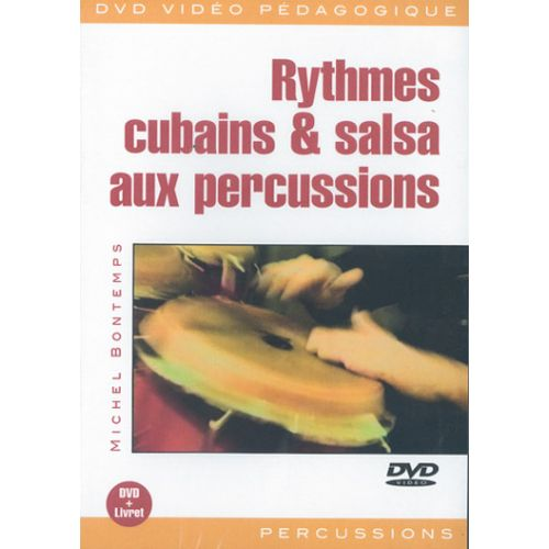 PLAY MUSIC PUBLISHING BONTEMPS - RYTHMES CUBAINS & SALSA AUX PERCUSSIONS