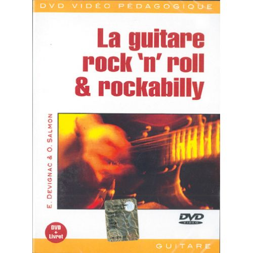 PLAY MUSIC PUBLISHING SALMON O., DEVIGNAC E. - GUITARE ROCK'N'ROLL & ROCKABILLY - GUITARE