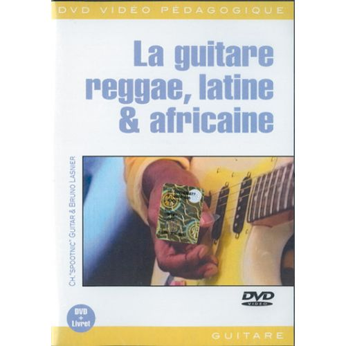 PLAY MUSIC PUBLISHING SPOOTNIC CHARLIE GUITAR - GUITARE REGGAE LATINE AFRICAIN - GUITARE