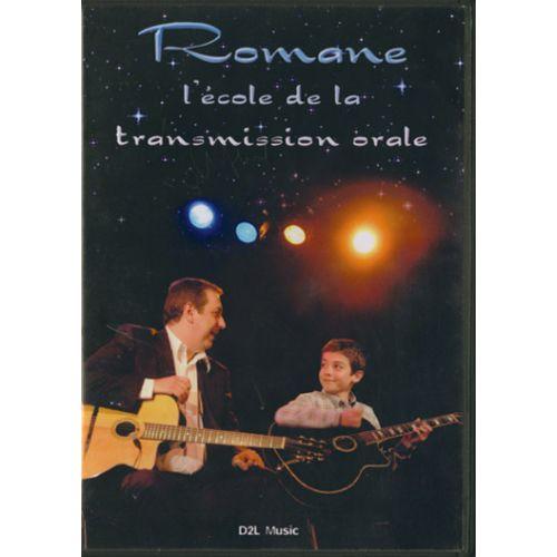 D2L MUSIC ROMANE - ECOLE DE LA TRANSMISSION ORALE - GUITARE