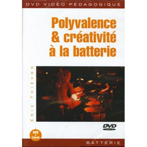 PLAY MUSIC PUBLISHING THIEVON - POLYVALENCE & CRÉATIVITÉ À LA BATTERIE