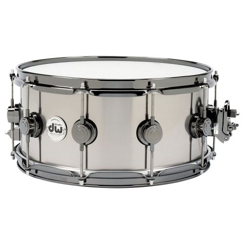 DW DRUM WORKSHOP TITANIUM 14X6,5