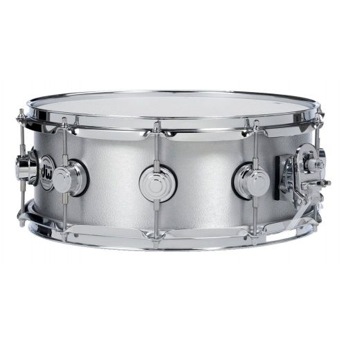 DW DRUM WORKSHOP SNARE DRUM ALUMINUM 14X6,5