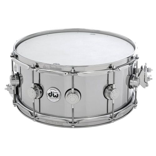 DW DRUM WORKSHOP SNARE DRUM THIN ALUMINIUM 14X5,5