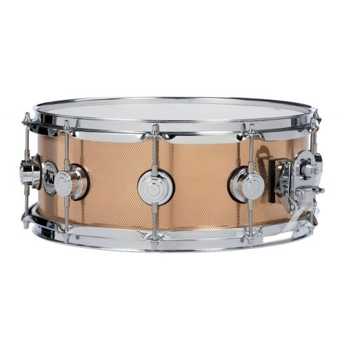 DW DRUM WORKSHOP SNARE DRUM BRONZE 14X5,5