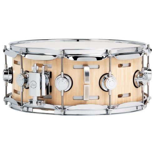 DW DRUM WORKSHOP SNARE DRUM ACOUSTIC EQ 14X6
