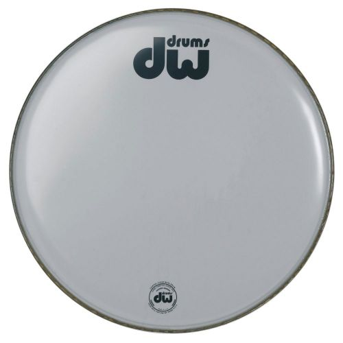 DW DRUM WORKSHOP BASS DRUM HEAD SAND COLOURED 16