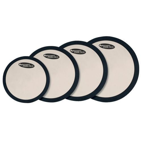 DW DRUM WORKSHOP SMART PRACTICE SET TOM/SNARE DRUM 10