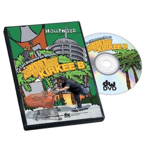 DW DRUM WORKSHOP DVD CURT BISQUERA ON WHEELS