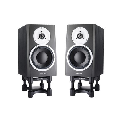 DYNAUDIO PROFESSIONAL BM5 MKIII (PAIR) + STANDS ISOACOUSTIC