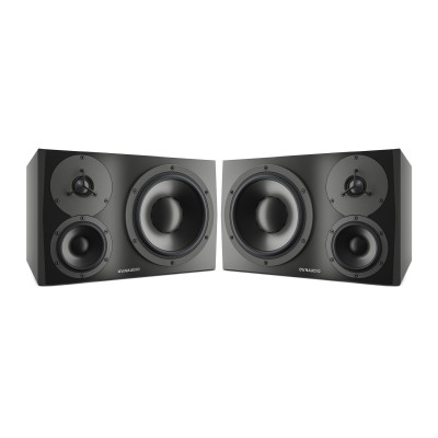 DYNAUDIO PROFESSIONAL LYD 48 BLACK - STEREO PAIR