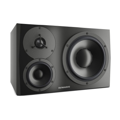 DYNAUDIO PROFESSIONAL LYD 48 BLACK - LEFT SIDE (UNIT)