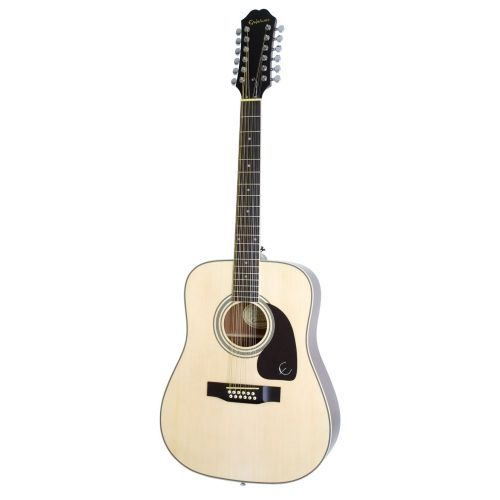 EPIPHONE ORIGINALS DR-212 (SQUARE SHOULDER 12-STRING) NATURAL