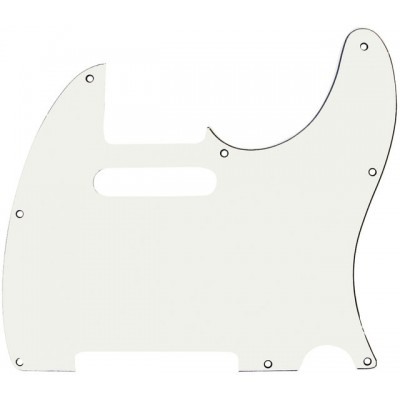 EAGLEPARTS PLAQUE TELE BLANCHE 3 PLY