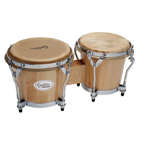 Tamboerijnen, trommels en bongos