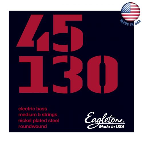 EAGLETONE US 45-130 - MEDIUM 5-STRING