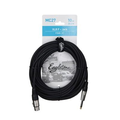 Câbles XLR / jack asymetrique