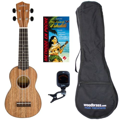 EAGLETONE COCONUT S30 SOPRANO + ACCESSORIES