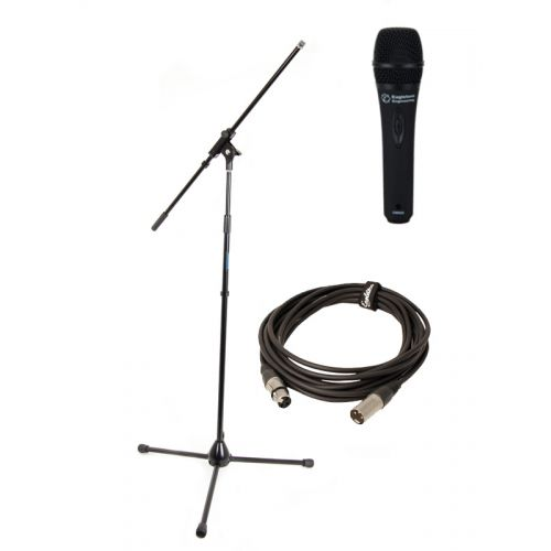 EAGLETONE DM66S + MIC STAND + XLR CABLE