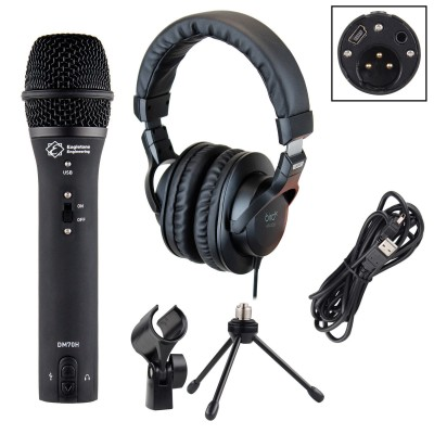 EAGLETONE DM70H - XLR/USB + HP1000