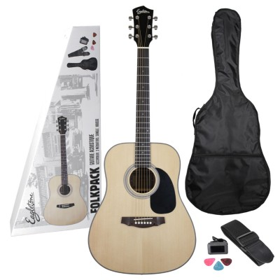 Packs de guitarras folk