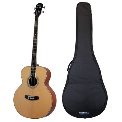 Acoustic bass and acoustic electric bass