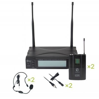 EAGLETONE U-SENSE 200HL - UHF
