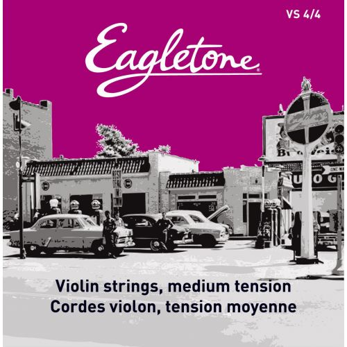 EAGLETONE VS 4/4 - VIOLIN STRINGS