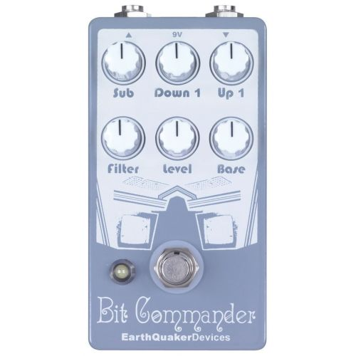 EARTHQUAKER BIT COMMANDER OCTAVE SYNTH