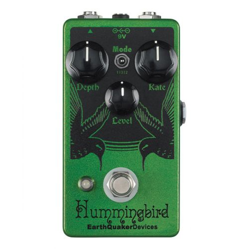 EARTHQUAKER HUMMINGBIRD MK3 TREMOLO