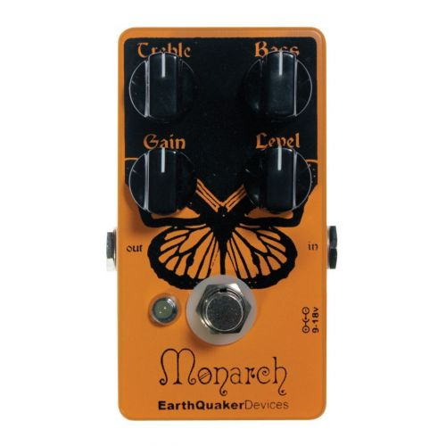 EARTHQUAKER MONARCH OVERDRIVE