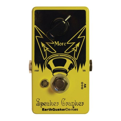 EARTHQUAKER SPEAKER CRANKER OVERDRIVE