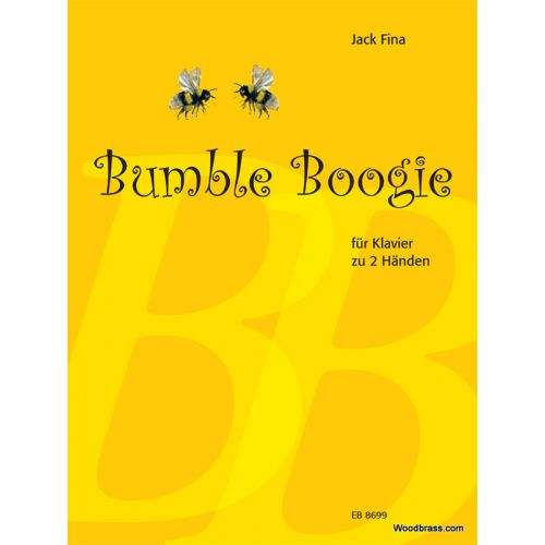 EDITION BREITKOPF FINA JACK - BUMBLE BOOGIE - PIANO