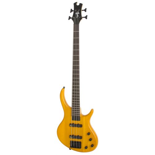 EPIPHONE TOBY DELUXE-IV BASS TRANS AMBER