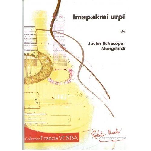ROBERT MARTIN ECHECOPAR J.L. - IMAPAKMI URPI