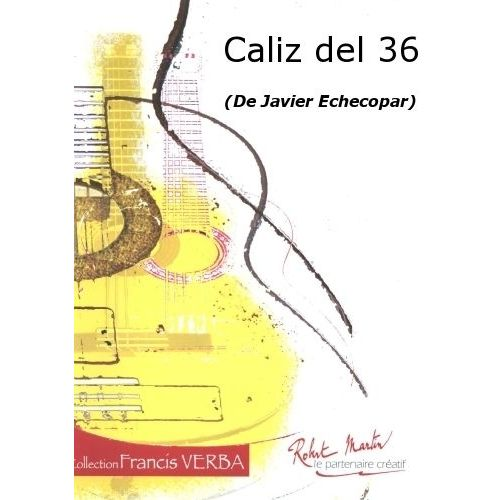 ROBERT MARTIN ECHECOPAR J.L. - CALIZ DEL 36