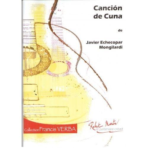 ROBERT MARTIN ECHECOPAR J.L. - CANCION DE CUNA