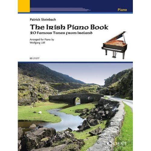SCHOTT THE IRISH PIANO BOOK - PIANO