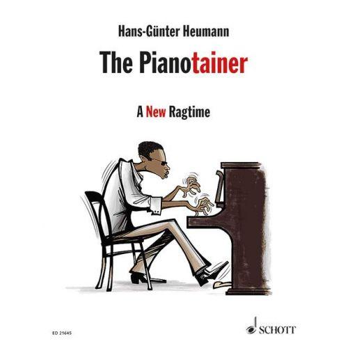 SCHOTT HEUMANN H.G. - THE PIANOTAINER - PIANO
