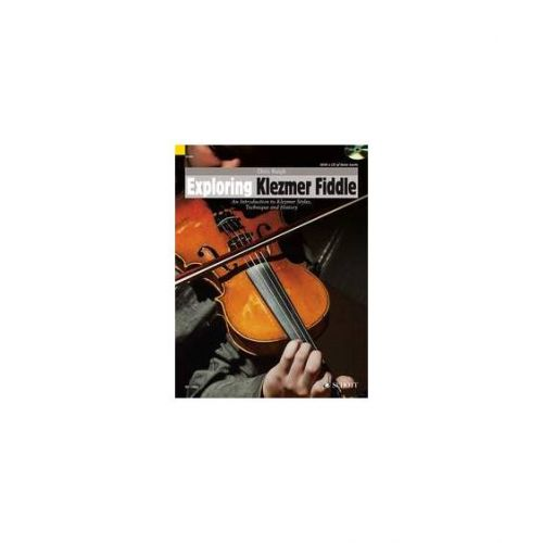 SCHOTT HAIGH CHRIS - EXPLORING KLEZMER FIDDLE - VIOLINE