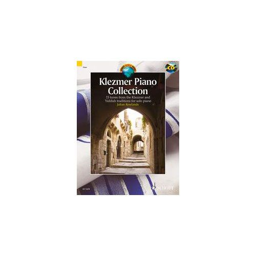SCHOTT ROWLANDS JULIAN - KLEZMER PIANO - PIANO