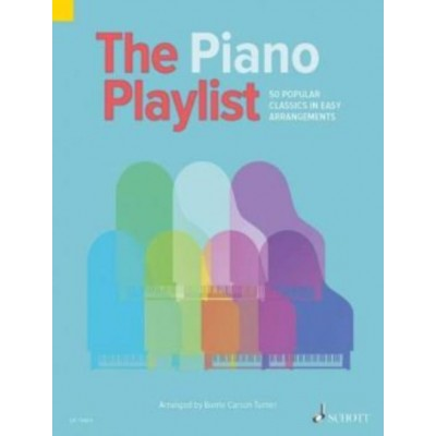SCHOTT THE PIANO PLAYLIST