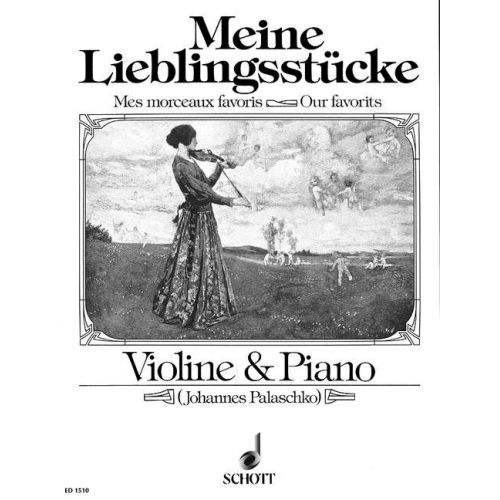 SCHOTT OUR FAVOURITES - VIOLIN AND PIANO