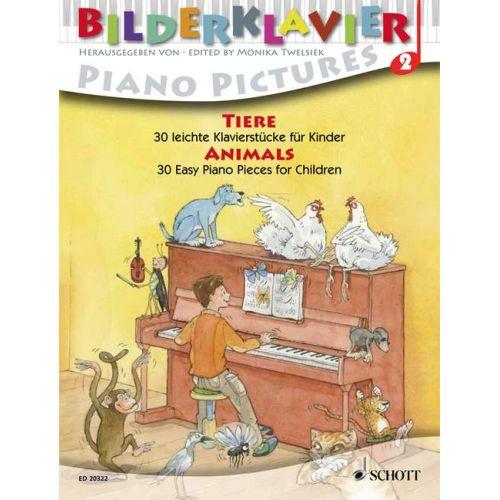 SCHOTT ANIMALS - PIANO