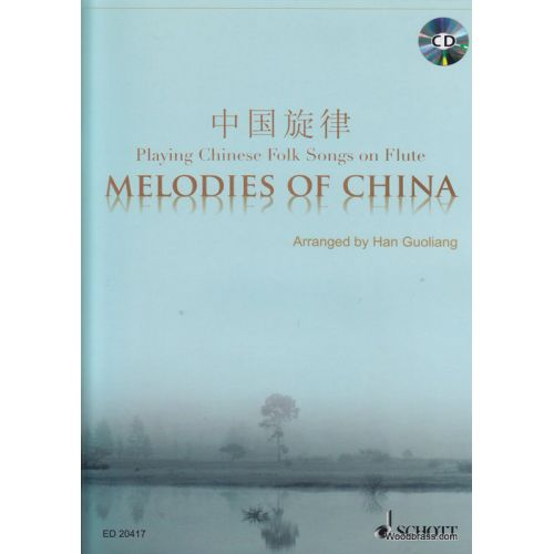 SCHOTT MELODIES OF CHINA - FLUTE