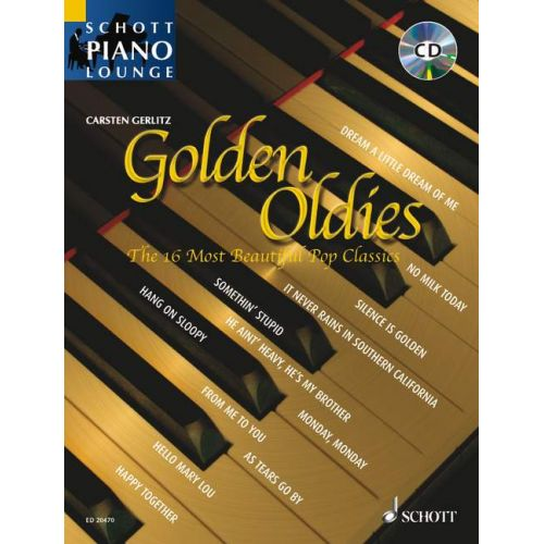SCHOTT GOLDEN OLDIES - PIANO
