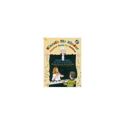 SCHOTT KOPPELKAMM-MARTINI GERDA - CLASSICAL MUSIC FOR CHILDREN - FLUTE AND PIANO